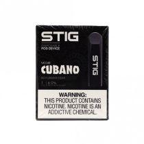 Stig Cubano (6%) | Disposable Vape