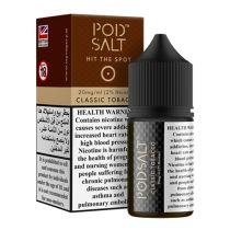Classic Tobacco Nic Salt   30ml E-Liquid