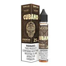 Cubano Salt Nic |  30ml E- Liquid