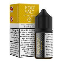 Mango Ice Nic Salt   30ml E-Liquid