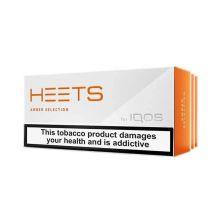 HEETS Amber Selection| Heat Not Burn