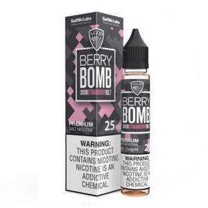 Berry Bomb Salt Nic | 30ml E-Liquid