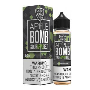 Apple Bomb Salt Nic | 30ml E-Liquid