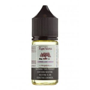 Berries and Cream Nic Salt | 30ml E-Liquid